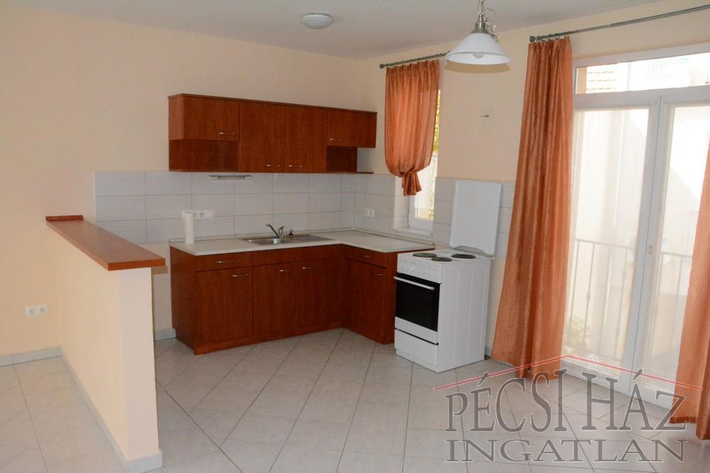 kiadó, lakás, pécs, újszerű, bútorozatlan, szép, ingatlan